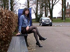 Crossdresser XXX tube movies