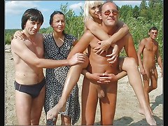 Nudist XXX tube movies